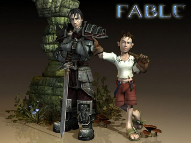Видео fable : the lost chapters : 7 серия :провидица : 1\2. Видео прохожден